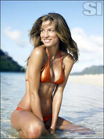 2005 SI SWIMSUIT AUTOGRAPH AUTO CARD: MALLORY SNYDER - SPORTS ILLUSTRATED