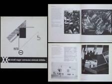 SZAZADI MAGYAR - 1970 - ART MODERNE HONGRIE, BRASSAI BREUER MOHOLY VASARELY