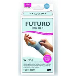 Futuro Slim Silhouette Wrist Support LEFT