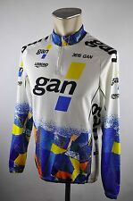 Gan lemond Italy camuflaje Cycling Jersey maglia rueda camiseta talla M 54cm u1