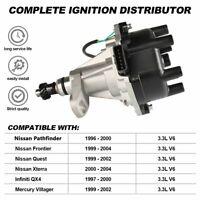 Ignition Distributor For Nissan Navara D22 Pathfinder R50 VG33E 22100-1W601 AU