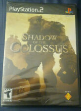 Shadow of the Colossus PlayStation 2 PS2 Factory Sealed Black Label *READ DESC*