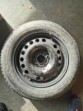 Opel Zafira A Stahlfelge mit Reifen Ersatzrad Notrad 6Jx15 ET49