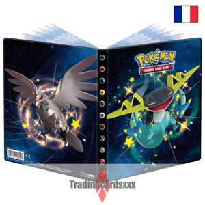 Pokémon - Portfolio 4 Pochettes A5 / 80 cartes: EB04.5 Destinées Radieuses