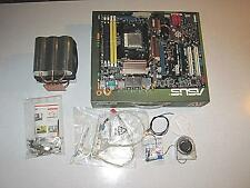 ASUS M2N32-SLI Deluxe Wireless WiFi Motherboard + AMD 5200 + Kühler Sonic Tower
