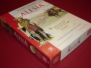 """SIEGE of ALESIA, '""""Gaul, 52BC"""", GMT, 2005, MINT"""