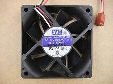 AVC DA07020T12U 70mm x20mm Fan 3 Pin 562