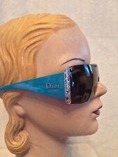 Dior Blue 100% UVA & UVB Protection Sunglasses for Women