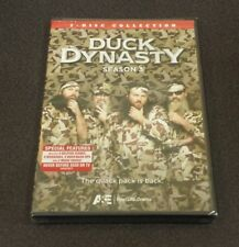 Duck Dynasty: Season 3 (DVD, 2013, 2-Disc) commander reality tv show series NEW