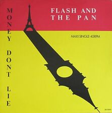 "Flash And The Pan - Money Dont Lie (12"" Epic Vinyl Maxi-Single Germany 1988)"
