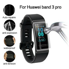 2x Screen Protector UV Protection Transparent For Huawei Band 3 Pro Smart Watch
