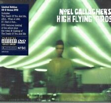 NOEL GALLAGHER'S HIGH FLYING BIRDS - CD & Bonus DVD (Ltd edition, New & Sealed)