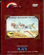 Reading Rainbow - Bored, Nothing to Do! (1989) DVD NEW NTSC sealed rare