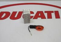 Ducati Left front flasher indicator Monster S4R S4RS S2R 695 620 400 53040083A