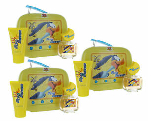 Road Runner by Looney Tunes for Kids ComboPk: GiftSet-LunchBox New in Box 3PK