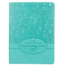 Journal I Have Loved You With An Everlasting Love Journal, By Christian Art Gift