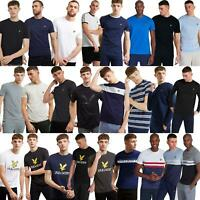 Lyle & Scott T-Shirt Tops Assorted Styles