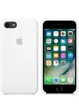 """Nuevo-Genuino 2016 Silicona Suave Carcasa Para Apple iPhone 7 4.7"""" en Blanco"""