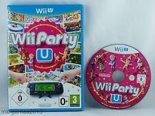 Wii Party U für Nintendo Wii U - OVP - Guter Zustand - BLITZVERSAND