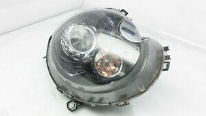 07-15 Mini Cooper Clubman Passenger Headlight Head Lamp Light 63-12-7-270-026