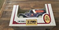 ERTL  '32 Ford Panel Delivery Locking Coin Bank   NIB  1:25 Scale