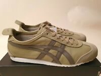 "Asics Onitsuka Tiger Mexico 66 ""Safari Khaki"" New (US12) max ultra air gel"