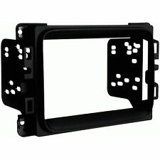 Metra 95-6518B Double DIN Stereo Installation Dash Kit for Dodge Ram 2013-up