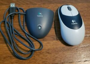 Logitech cordless mouse  M-RN67 - Free Shipping