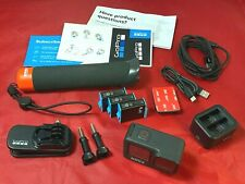 GoPro Hero 9 Black 5K Waterproof Action Camera Bundle w/ Extras *GREAT XMAS GIFT