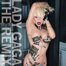 LADY GAGA The Remix CD BRAND NEW