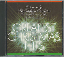 PHILADELPHIA ORCHESTRA- GREATEST CHRISTMAS HITS- NEW CD