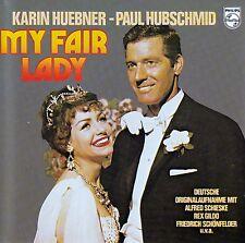 MY FAIR LADY / MIT: KARIN HUEBNER - PAUL HUBSCHMID / CD (PHILIPS 822 651-2 Q)