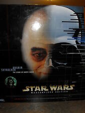 "Star Wars 12"" Anakin Skywalker Masterpiece Collection The story of Darth Vader"