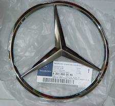 "Mercedes Benz OEM Genuine Grille Emblem Star Badge 7.5"" Diameter W251 R Class"