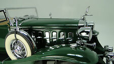 1930 Cadillac Built V16 Car Vintage Classic Concept 1 24 Carousel Green 18 Model