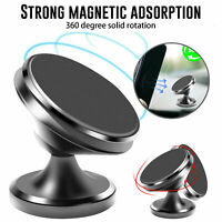 For iPhone Android Samsung Magnetic Car Mount Car Phone Holder Stand Dashboard