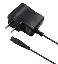 US Adapter Charger Power Supply Cord For Philips Shaver QC5130 QC5135 QT4019