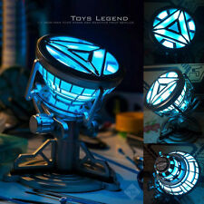 New In Box Iron man 3 Toy Light up 1:1 Stark ARC Reactor Prop Full Size Replica