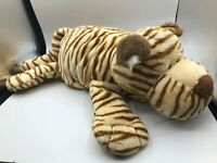 NICI Tiger Lying Wild Friends Plush Kids Soft Stuffed Toy Animal Doll Teddy Bear