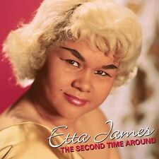 CD ETTA JAMES SECOND TIME AROUND DON'T CRY BABY DREAM FOOL THAT I AM DON'T GET