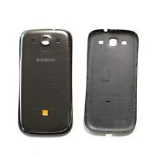 Tapa Trasera Samsung Galaxy S3 GI9300 Gris Original Nuevo