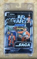 Hasbro Star Wars X-Wing Pilot Luke Skywalker The Saga Collection Vintage Kenner