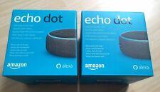 Duo: Zwei Amazon Echo Dot (3. Generation) sprachgesteuerte Smart Lautsprecher