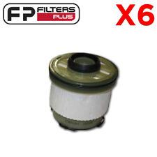 6 X WCF207 Wesfil Fuel Filter-233900L050, 23390YZZA1, AB3J9176AC, R2724P
