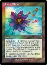 1 x MTG Lotus Bloom Time Spiral NM//LP English