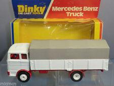 Mercedes-Benz Dinky Plastic Diecast Cars, Trucks & Vans