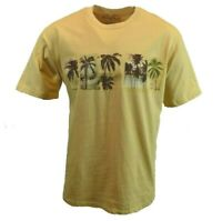 Mens T Shirt Hawaiian Island Paradise Ocean Sand Relax Vacation Beach USA NEW