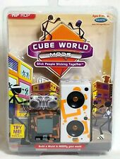 Cube World Stick People Hip Hop Series 2008 Sealed T2