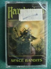 HAWKWIND SPACE BANDITS 1990 Factory Sealed Cassette ROAD RACER RECORDS TVSUICIDE