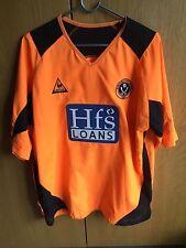 Sheffield United Football Shirt M 2005-06 Away Large